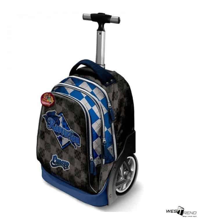 Harry Potter táska gurulós 50cm Hollóhát Kviddics - WESTREND c0176c5275