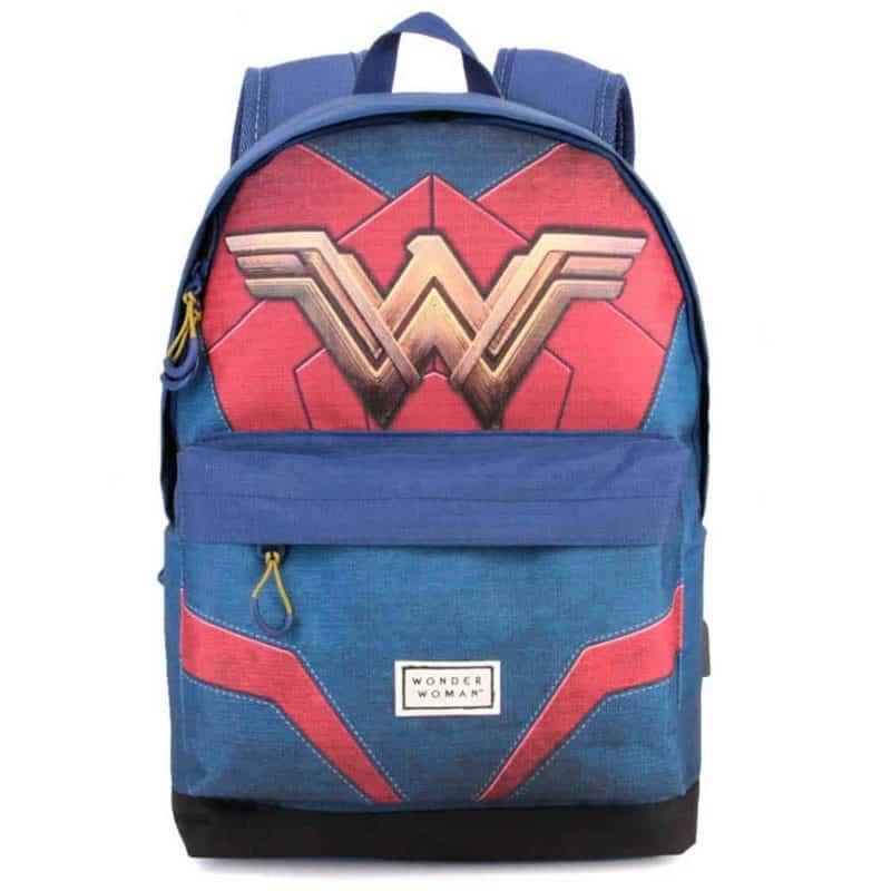 DC Comics Wonder Woman táska hátizsák 42cm