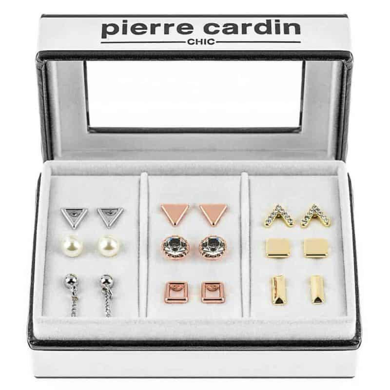 Pierre Cardin fülbevaló ékszer szett PCC7612