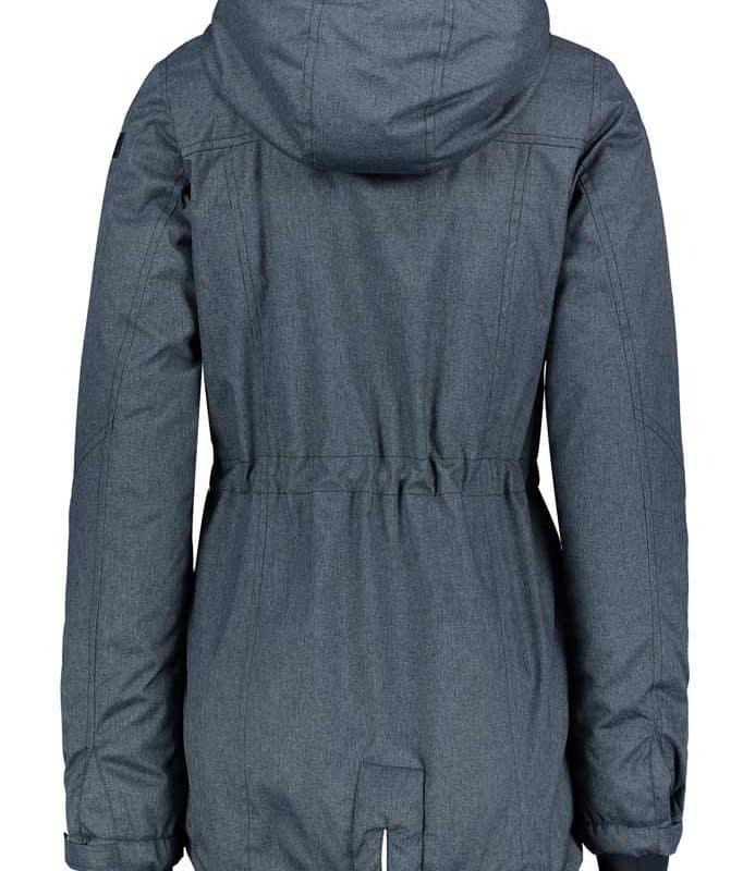 Sublevel kabát női dark blue, L