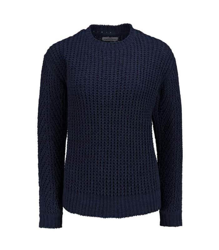 Eight2Nine pulóver női (Germany) kötött, blue, S
