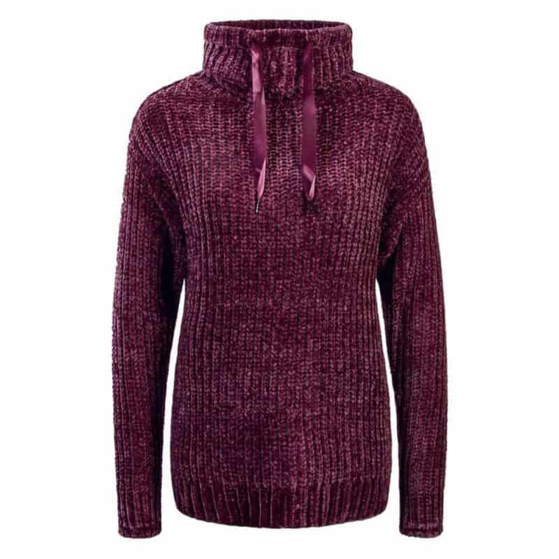 Stitch&Soul pulóver női hoodie (Germany) lila, XL