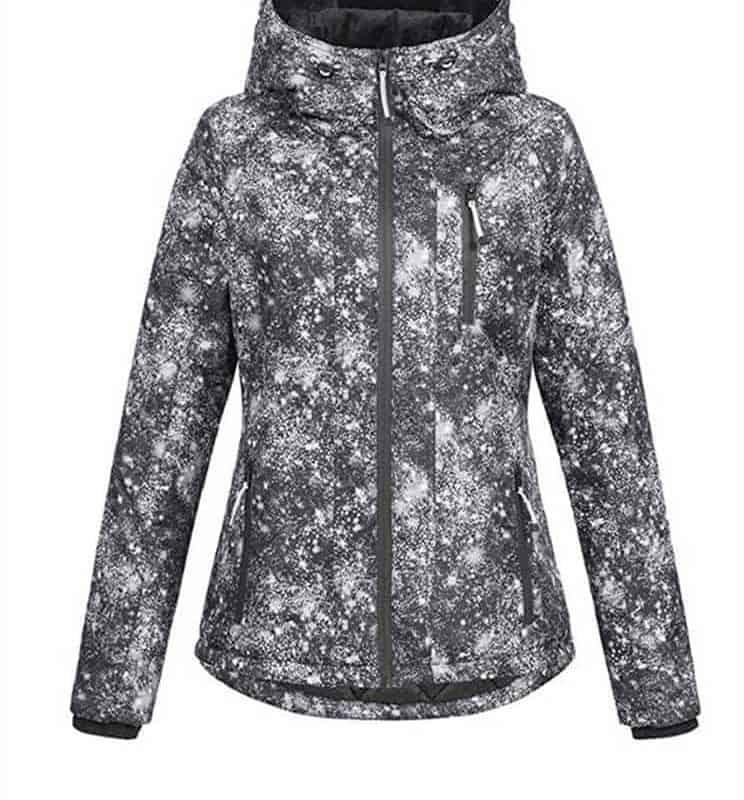 Sublevel kabát női middle blue, S