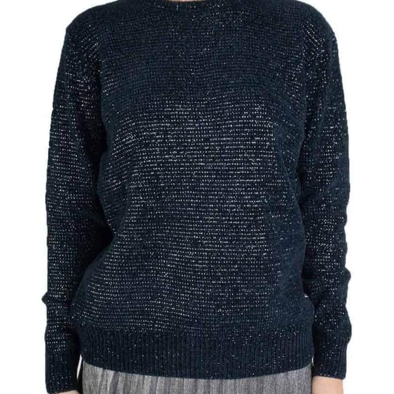 Fresh Made pulóver női, (Germany)  dark blue, M