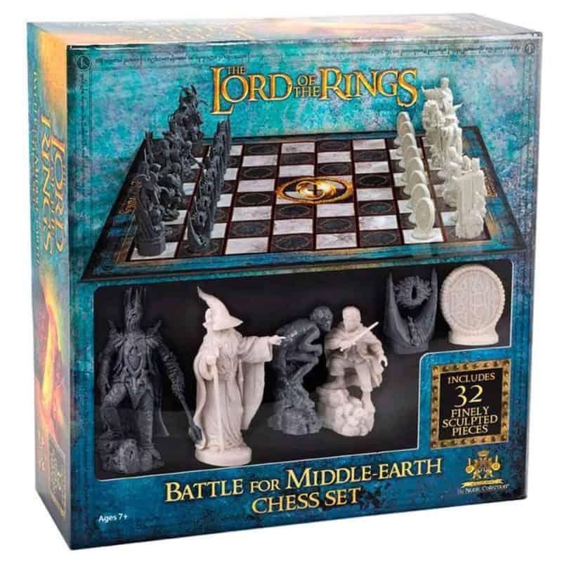 Gyűrűk Ura sakk készlet