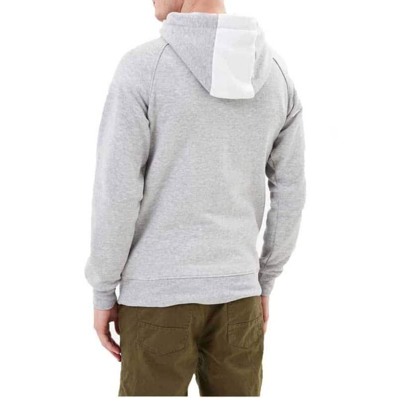Sublevel pulóver férfi hoodie (Germany) light grey, M