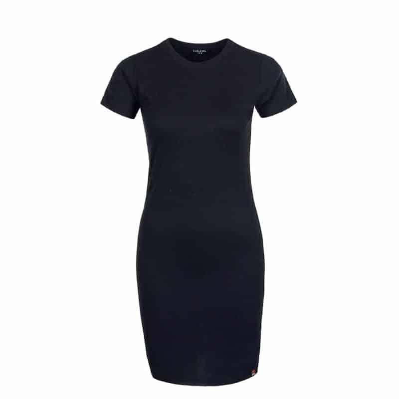 Sublevel nyári ruha női, black, M