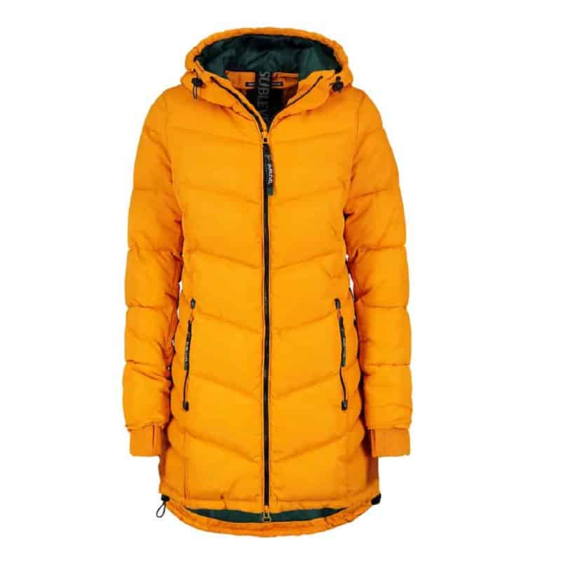 Sublevel kabát női, sportos