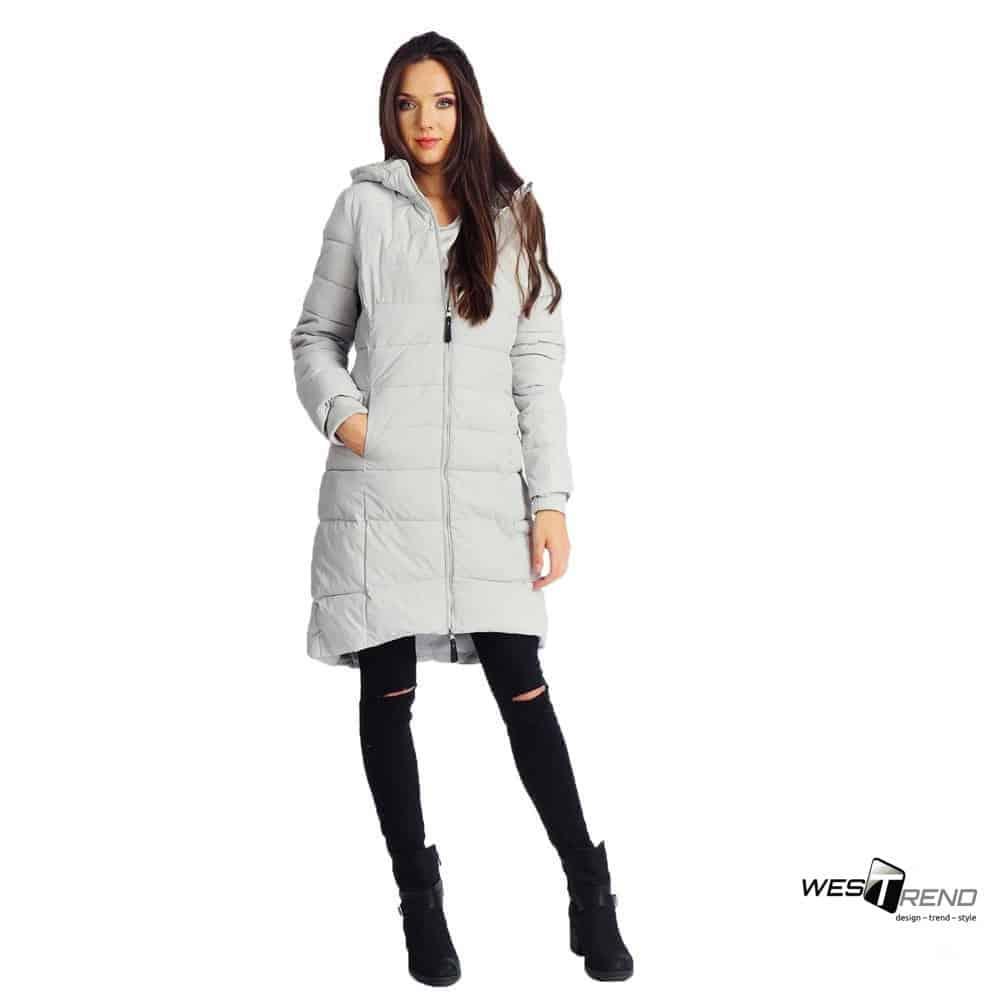 Eight2Nine kabát női extra hosszú