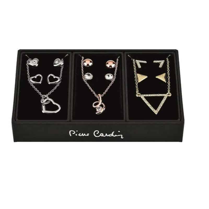 Pierre Cardin ékszer szett nyaklánc és fülbevaló PXX7970